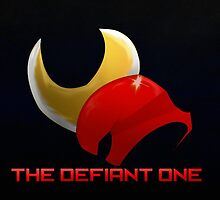 Bisharp2queen4's Defiant One T-Shirt by bisharp2queen4