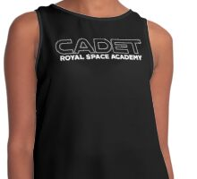 Cadet Royal Space Academy  Contrast Tank