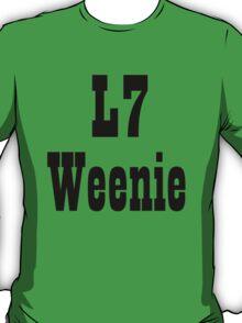 L7 WEENIE T-Shirt