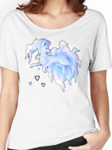 Alola Ninetails  Women's Relaxed Fit T-Shirt