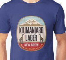 KILIMANJARO BEER Unisex T-Shirt