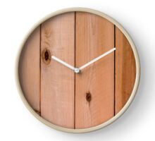 Holly-Wood Knot Clock