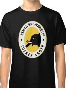 TUSKER LAGER BEER Classic T-Shirt
