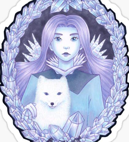 Ice Fantasy Sticker