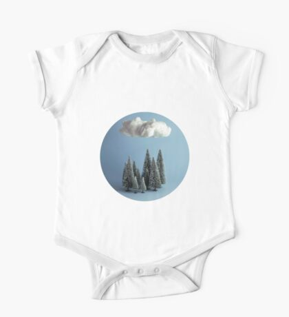 A cloud over the forest One Piece - Short Sleeve