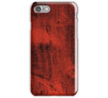 Holly-Wood Red iPhone Case/Skin