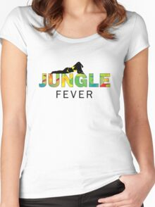Jungle Fever Women's Fitted Scoop T-Shirt