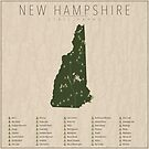 New Hampshire Parks by FinlayMcNevin