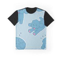 Makkachin Yuri On Ice Graphic T-Shirt