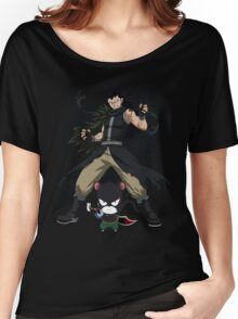 Gajeel w/ Lily Women's Relaxed Fit T-Shirt