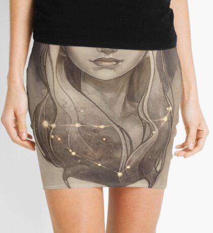 Zodiac Capricorn Mini Skirt