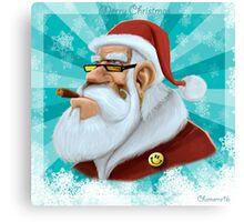 Santa Claus2 Canvas Print