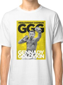 Gennady Golovkin - GGG Classic T-Shirt