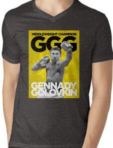 Gennady Golovkin - GGG Mens V-Neck T-Shirt