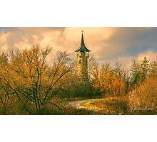 Pioneer Memorial Tower Photographic Print