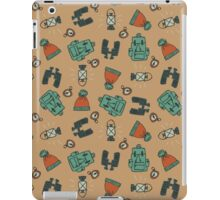 Explore - Orange iPad Case/Skin