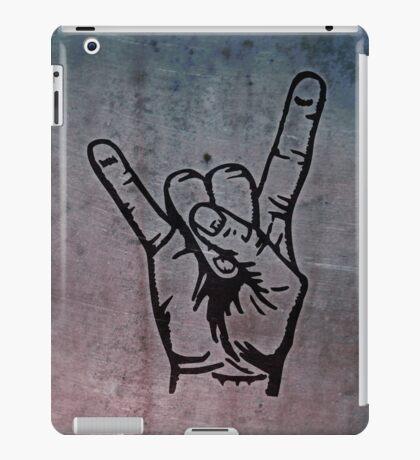 Devilhand - Pommesgabel iPad Case/Skin