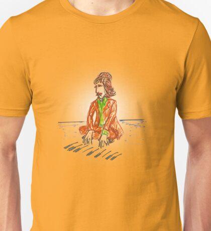 Scribble Beatles 3 - George Jay Way Unisex T-Shirt
