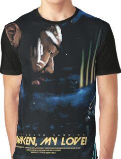 Awaken My Love Movie Poster  Graphic T-Shirt