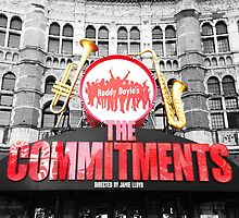 the commitments colour pop by SavThompson