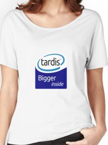 Bigger Inside Women's Relaxed Fit T-Shirt