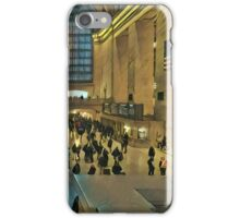 grand central station new york iPhone Case/Skin