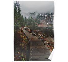Lake Twentytwo, Washington Poster