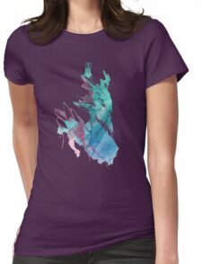 DotA 2 Leshrac Womens Fitted T-Shirt