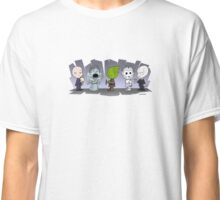 Doctor Who Monsters ... Peanuts Style Classic T-Shirt
