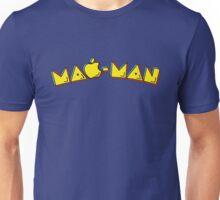 Mac-Man end-user title mashup Unisex T-Shirt