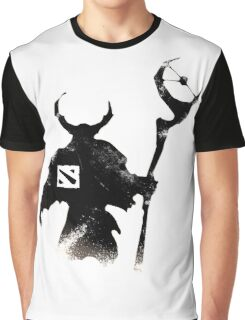 DotA 2 Nature Graphic T-Shirt