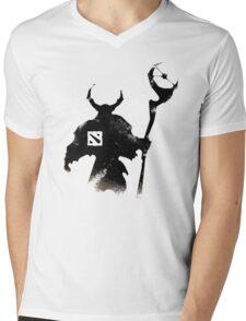 DotA 2 Nature Mens V-Neck T-Shirt