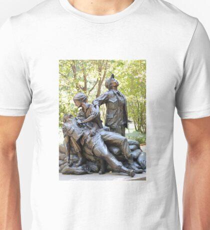 Vietnam Women's Memorial Unisex T-Shirt