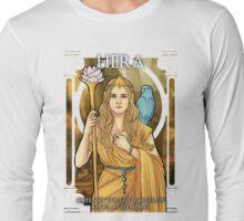 The 100 Greek Gods - Clarke Long Sleeve T-Shirt