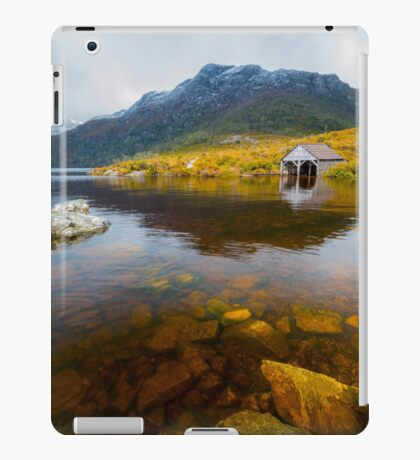 The Boat Shed - Cradle Mountain iPad Case/Skin