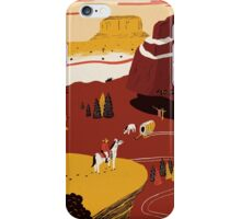Way Out West iPhone Case/Skin