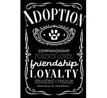 Adoption - 100% proof Photographic Print