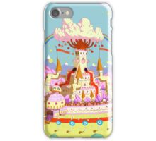 Candy Kingdom Background iPhone Case/Skin