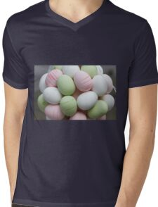easter eggs Mens V-Neck T-Shirt