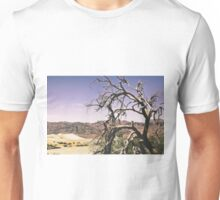tree at the Death Valley national park,USA Unisex T-Shirt