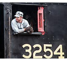 ENGINEER OF 3254 Photographic Print