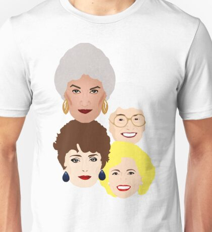 The girls Unisex T-Shirt