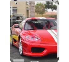Ferrari 360 CS  iPad Case/Skin