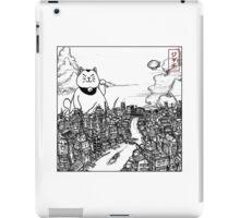 Neko The Beckoning Disaster iPad Case/Skin