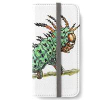 Hickory Horned Devil iPhone Wallet/Case/Skin