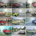 12 Classic British Cars by JohnLowerson