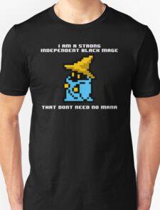 Strong Black Mage T-Shirt