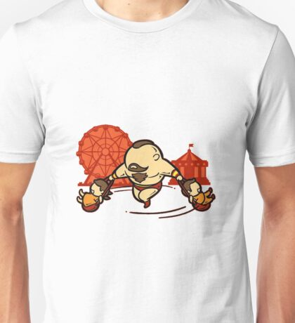 Street Carousel Unisex T-Shirt