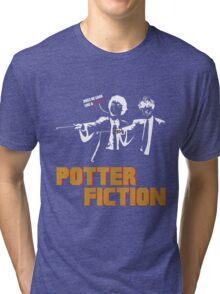 Potter Fiction - Parody Tri-blend T-Shirt