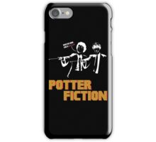 Potter Fiction - Parody iPhone Case/Skin